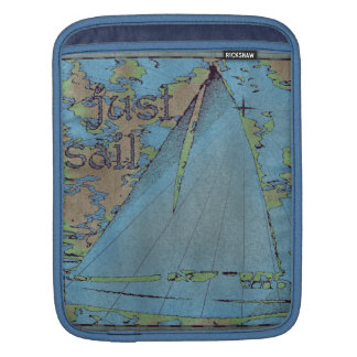 JUST SAIL SLEEVE FOR iPads