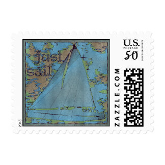JUST SAIL POSTAGE