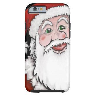 Just Saint Nick, Santa Claus Tough iPhone 6 Case