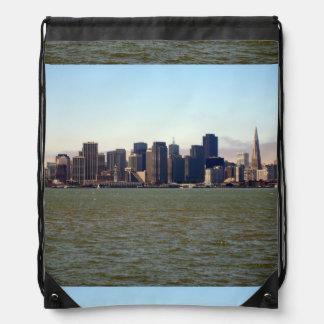 Just San Francisco Drawstring Bag