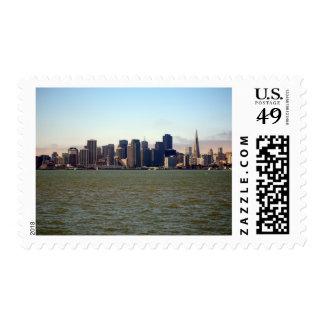 Just San Francisco Stamp