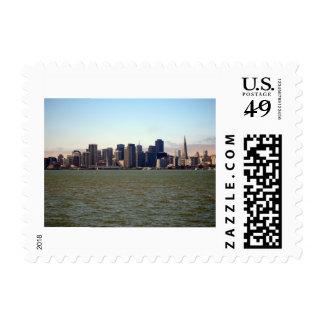 Just San Francisco Postage Stamps