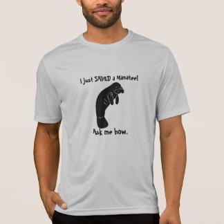 Just saved a manatee T-Shirt