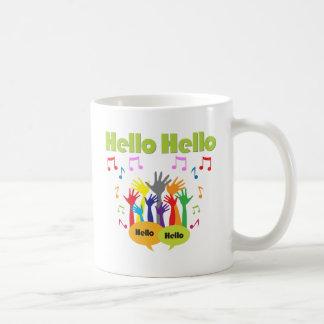 Just Say... Hello Hello Coffee Mug