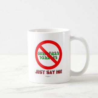 Just Say Ho Mug