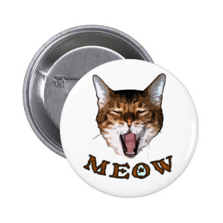 "Just Say ""Meow"" Button"