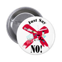 Just say NO Button