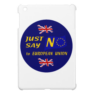 Just Say No iPad Mini Cover