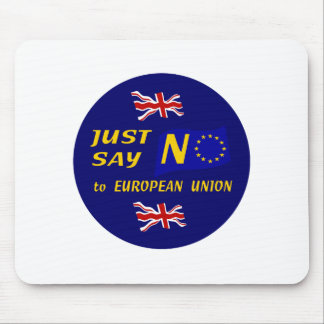 Just Say No Mouse Pad
