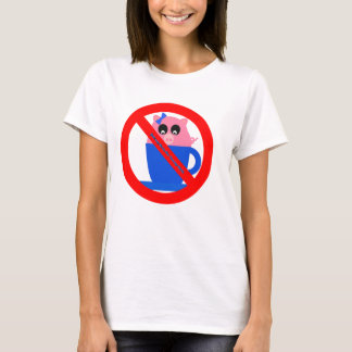 Just say No Teacup Myth Basic T-Shirt