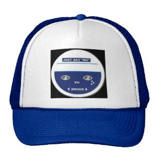 Just say no trucker hat