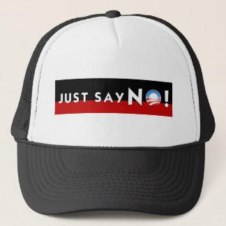Just Say NO! Trucker Hat