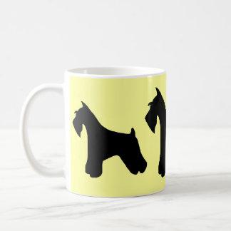 Just Schnauzers Coffe Mug