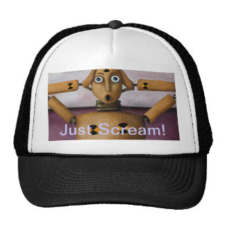 Just Scream! Trucker Hat