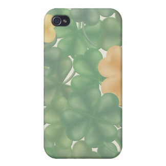 Just Shamrocks iPhone 4/4s Speck Case
