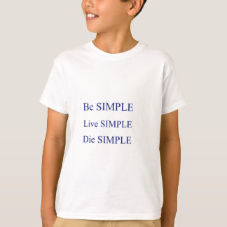 Just simple T-Shirt