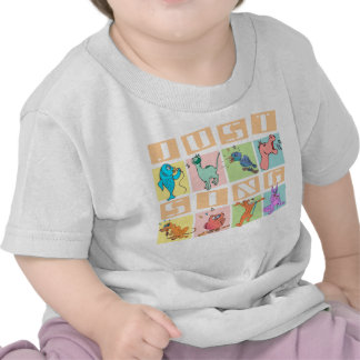 Just Sing Animals Infant T-Shirt