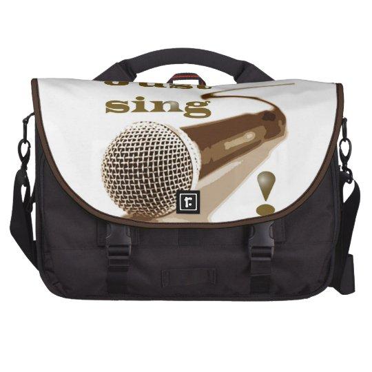 just sing bag for laptop