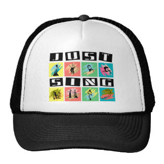 Just Sing Hat