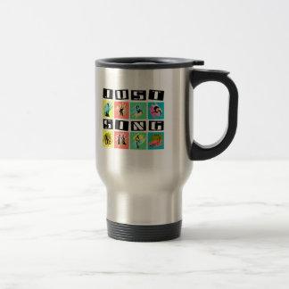 Just Sing Travel Mug