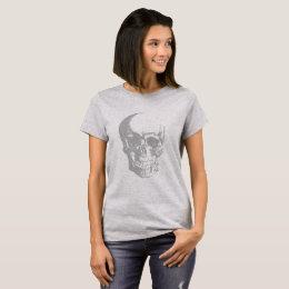 Just skull T-Shirt