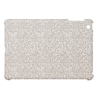 Just Snow Leopard Cover For The iPad Mini
