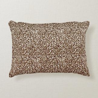 Just Snow Leopard Decorative Pillow