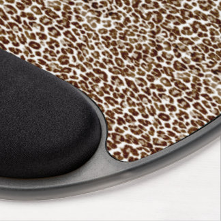 Just Snow Leopard Gel Mouse Pad