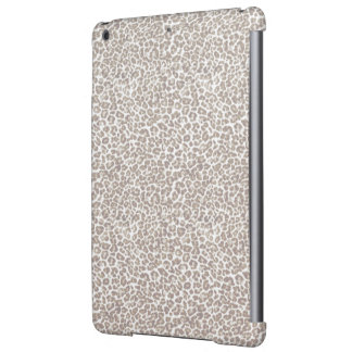 Just Snow Leopard iPad Air Covers