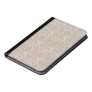 Just Snow Leopard iPad Mini Case