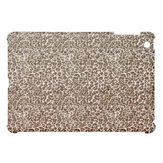 Just Snow Leopard iPad Mini Cover