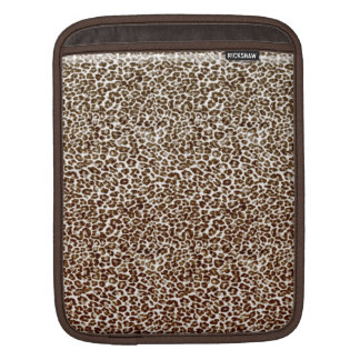Just Snow Leopard iPad Sleeve