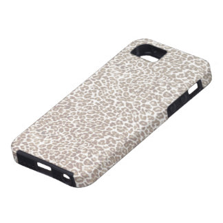 Just Snow Leopard iPhone 5 Cases