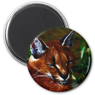 Just So Relaxed 2 Inch Round Magnet