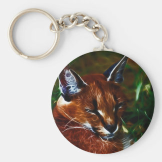 Just So Relaxed Keychain