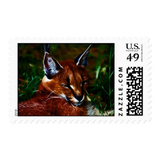Just so relaxed postage stamps
