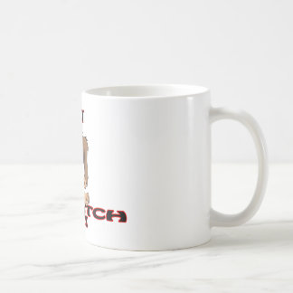 JUST SQUATCH IT! COFFEE MUG