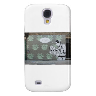 Just Stencils Galaxy S4 Cases