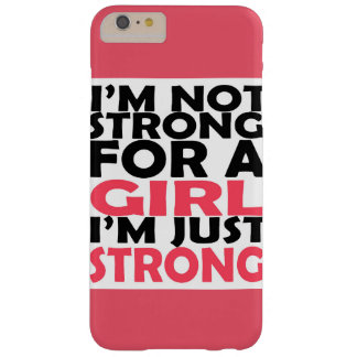 Just strong barely there iPhone 6 plus case