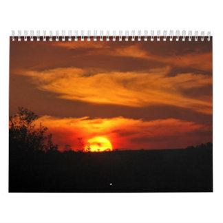 Just Sunset Calendar