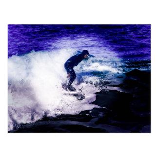 Just Surf! Postcard