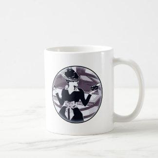Just that girl Round Mugs