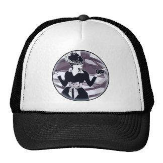 Just that girl Round Trucker Hat