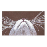 JUST THE CATS WHISKERS 2 BUSINESS CARD TEMPLATES
