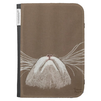 Just the Cats whiskers Kindle 3G Cover