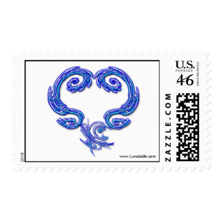 Just The Heart Postage