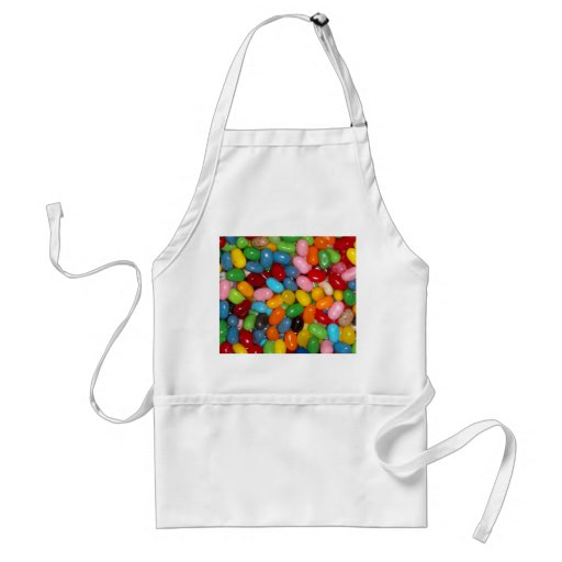 Just The Jelly Beans Adult Apron