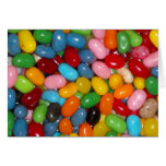 Just The Jelly Beans Greeting Card