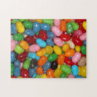 Just The Jelly Beans Jigsaw Puzzle