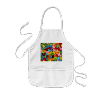 Just The Jelly Beans Kids' Apron